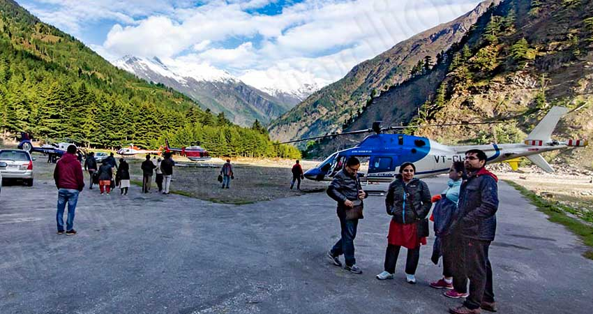 /Chardham Yatra Tour Package By Helicopter