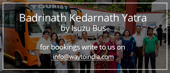 Do Dham yatra by Bus