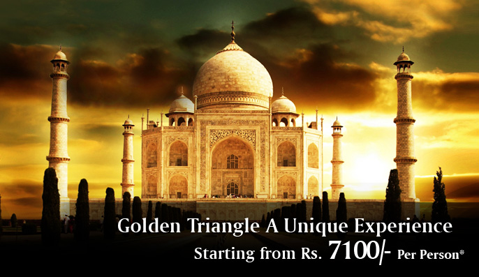 Golden Triangle Tour Deals