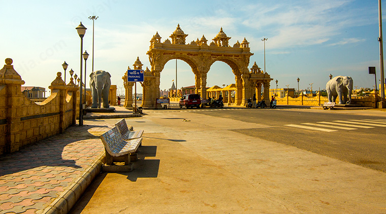 Dwarka Somnath Package From Delhi