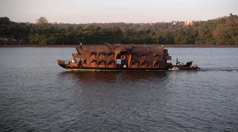 Goa Houseboat Tour Package