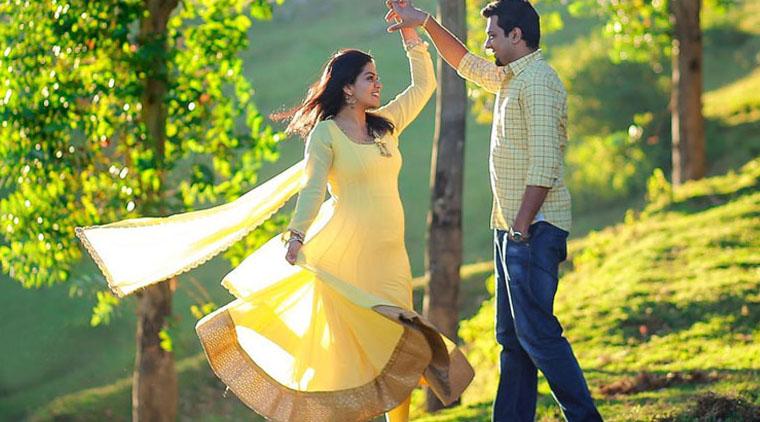 Kerala couple honeymoon - 1 part 8