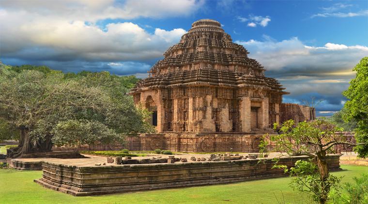 Orissa golden triangle tour odisha golden triangle for Architecture design for home in odisha
