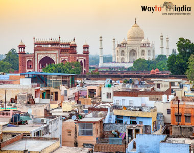 Agra Rajasthan Tour Package From Delhi