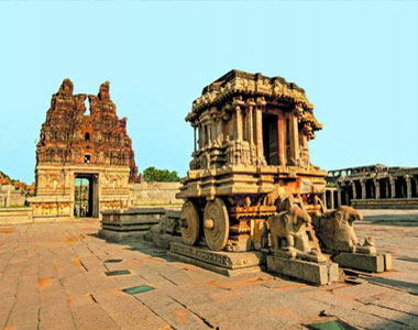Hampi Tour From Hyderabad