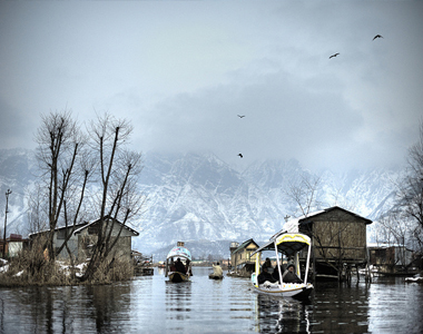 Kashmir Tour Packages from Mumbai