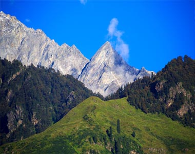 Kullu Manali Tour Package from Ahmedabad
