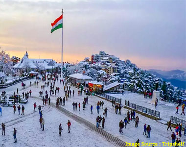 Manali Tour Package for Couples from Delhi