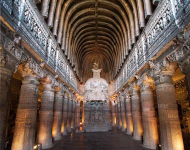 Mumbai with Karla Caves Tour