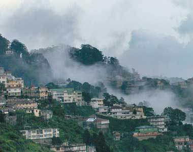 Mussoorie Tour Package for Couples