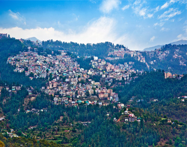 Shimla Tour Package From Delhi