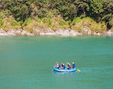 Shivpuri River Rafting Package