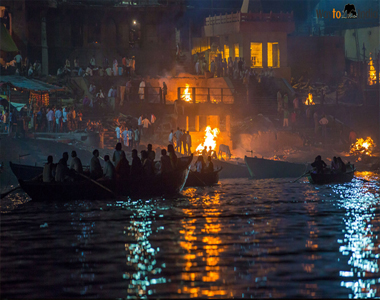 Varanasi Tour By Air