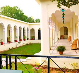 Raj Palace-Ranthambore